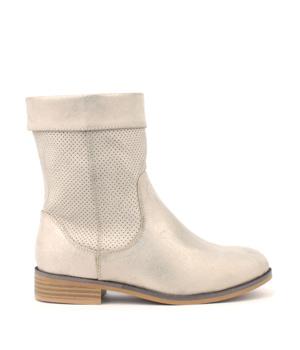 Šedé letní kozačky H3 shoes